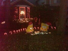 Sponge Bob. Hmmm.