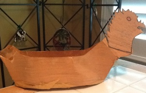 "The ""real"" Viking ship that sailed my mother's dresser for 40 years."