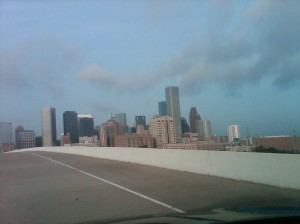 Emerald City, better known as Houston