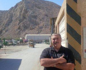 John in Oman