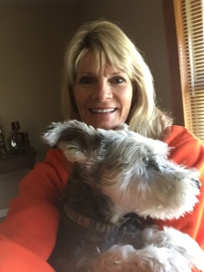 My beautiful sister-niece Pam and her Pepper who are fans of Proof of Life Sundays